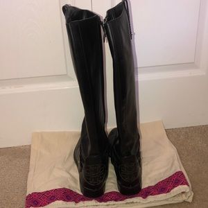 Worn Once Tory Burch Boots